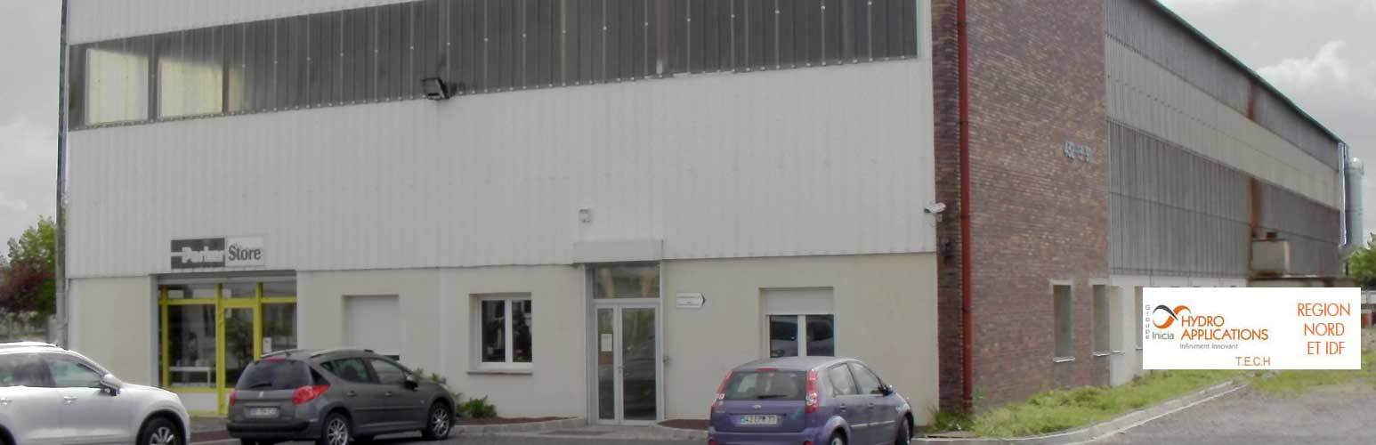 Atelier Hydro Applications TECH Montereau (77)