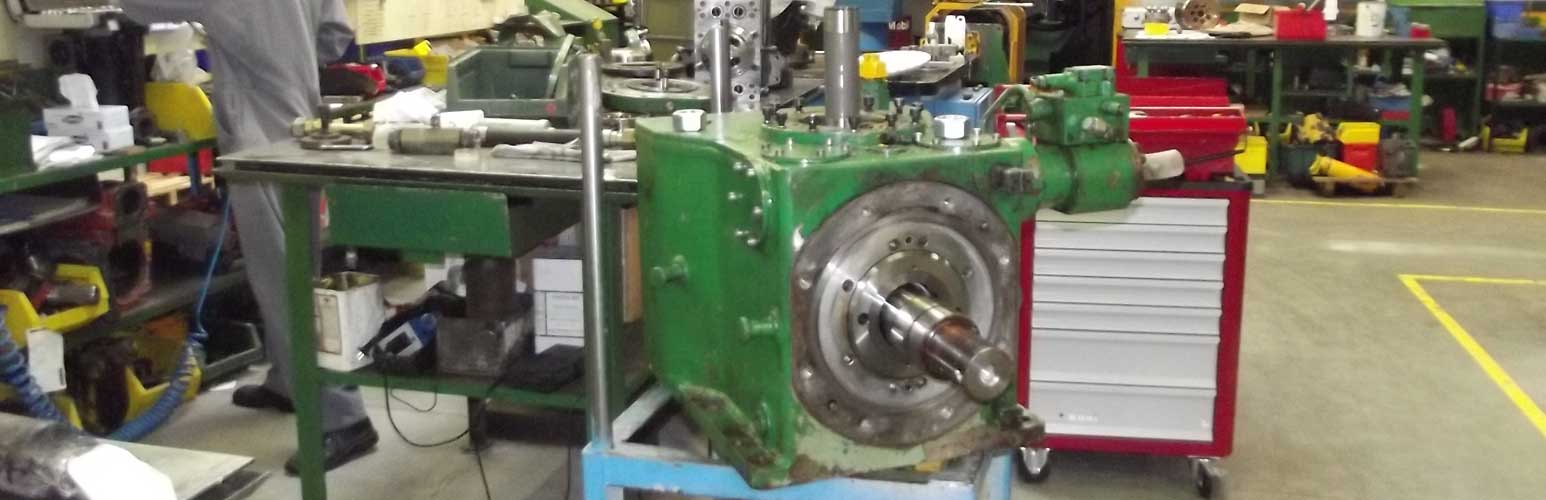 Atelier lagord expertise moteur hydraulique