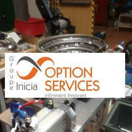 option services fabrication d'automate