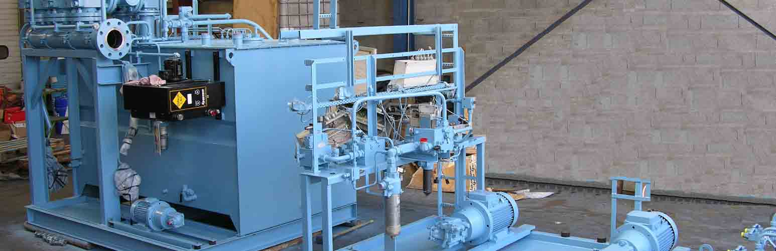 maintenance systeme hydraulique industriel