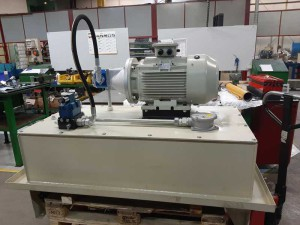 fabrication centrale hydraulique